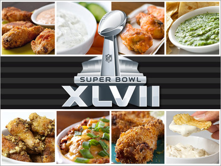 Medium super bowl xlvii recipes